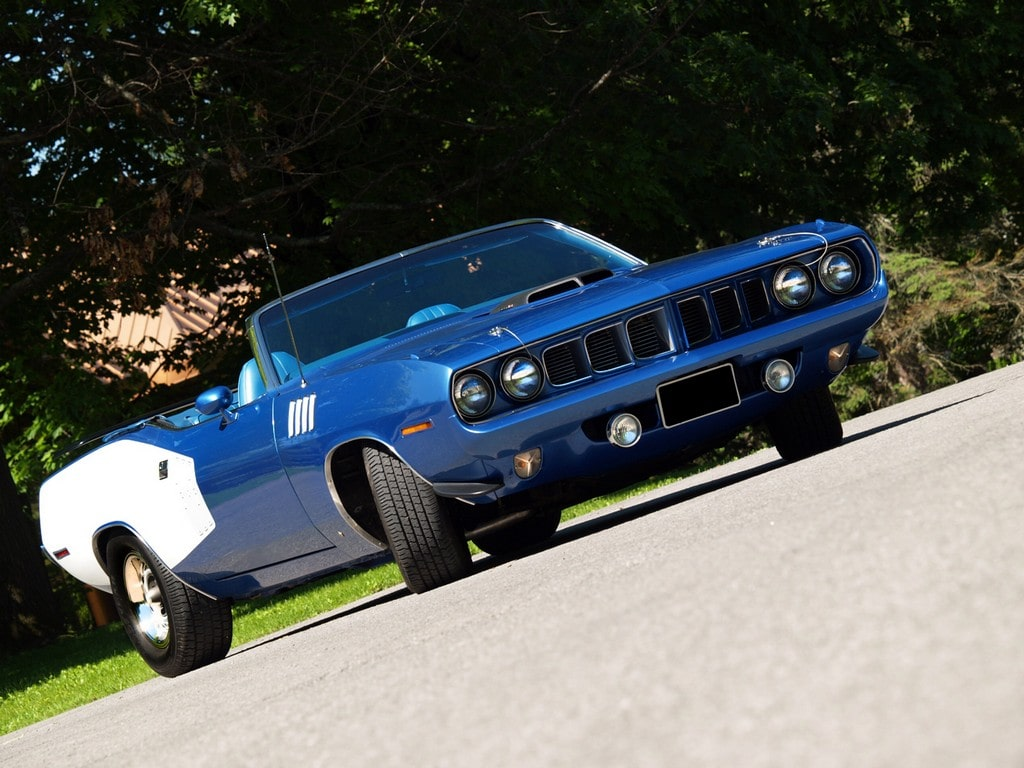 Muscle Car Madness: 1970 and
