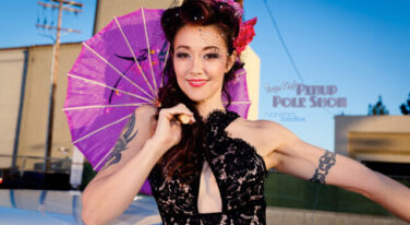 Pinup Pole Show Pinup of the Week: Monica Kay!