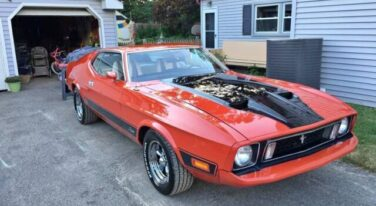 Today's Cool Car Find is this 1973 Ford Mustang for $28,949