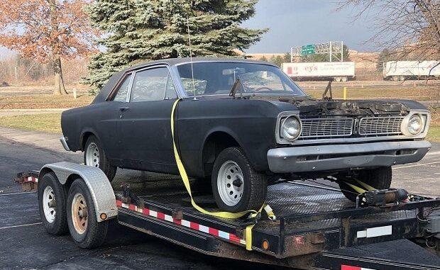 Brad's '69 Ford Falcon