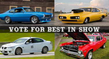 Vote for RacingJunk Virtual Car Show's Best in Show