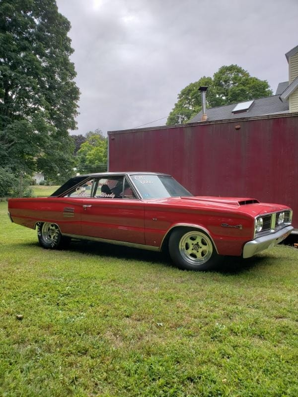 George Larassa - Marlborough, MA - 1966 coronet 500