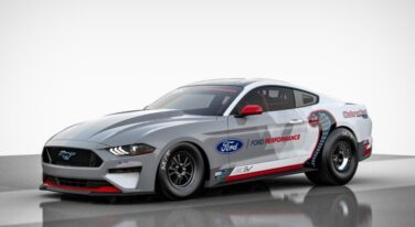 Ford Releases All-Electric Cobra Jet Dragster