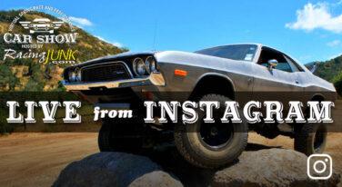 Live from RacingJunk's Instagram