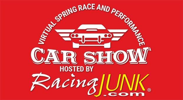 RacingJunk Spring Race and Performance Virtual Car Show