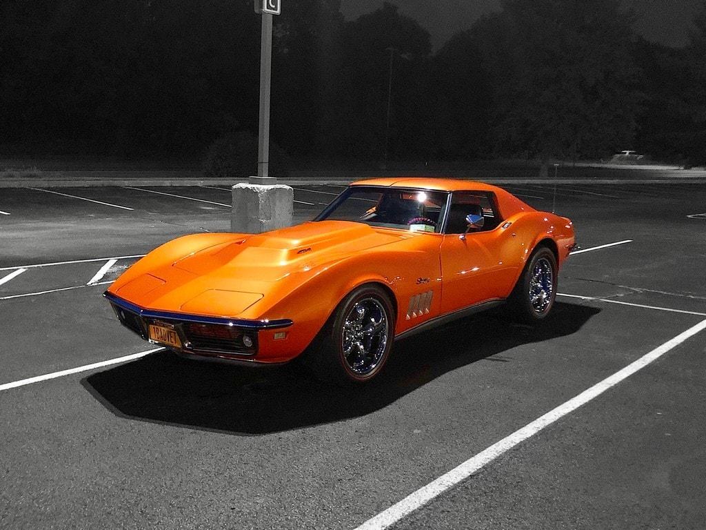 Andrew Barra - Fishkill, NY - 1969 Chevrolet Corvette
