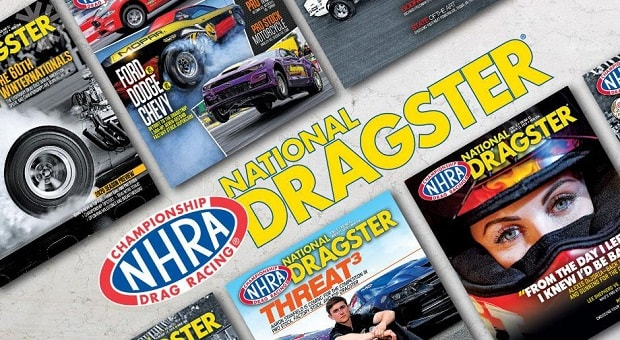NHRA National Dragster Temporarily Goes Online for Free During Crisis