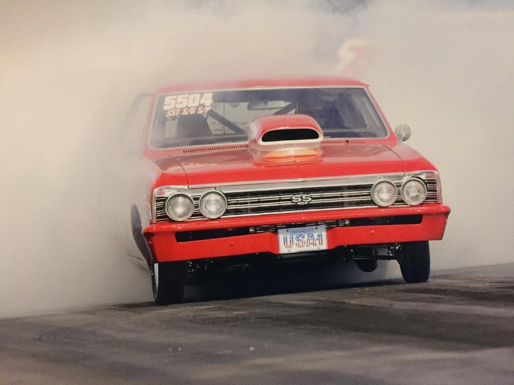 Bobi Legner - Piedmont, SD - 1967 Chevrolet Chevelle