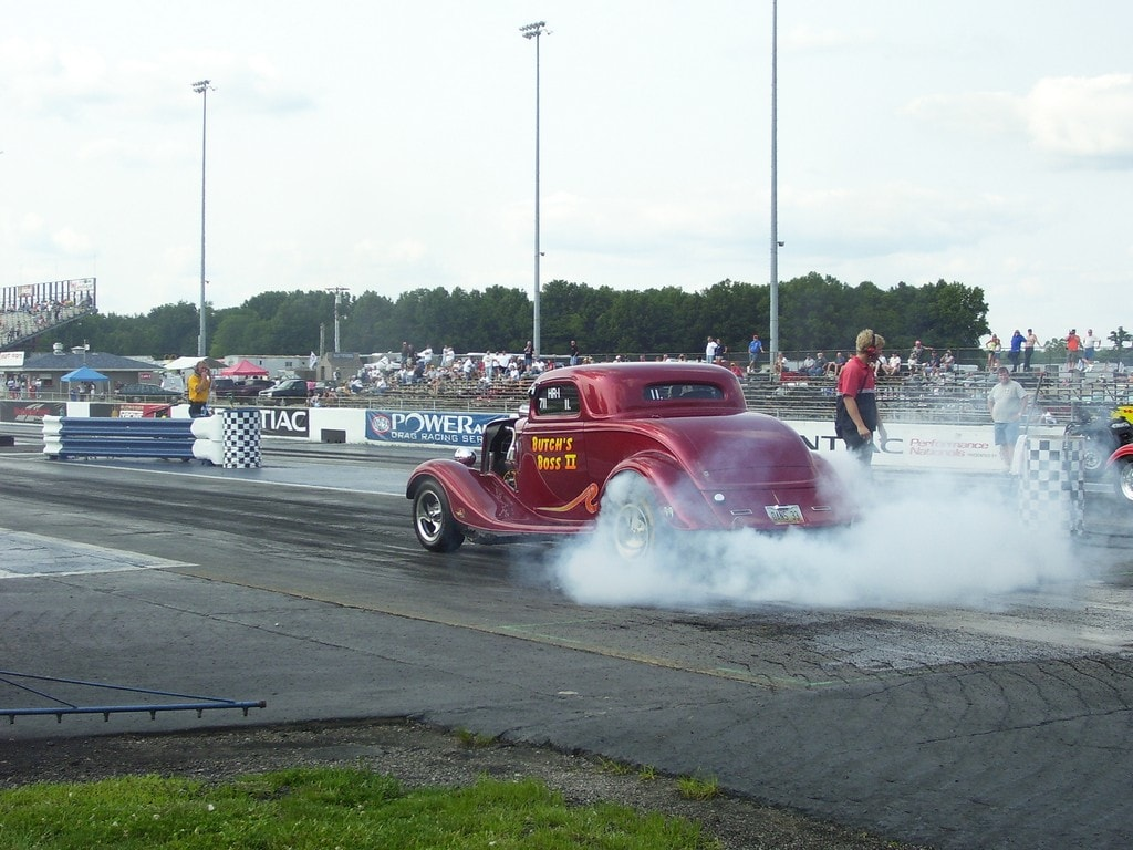 Butch Chovan - Akron, OH - 1933 Ford Coupe