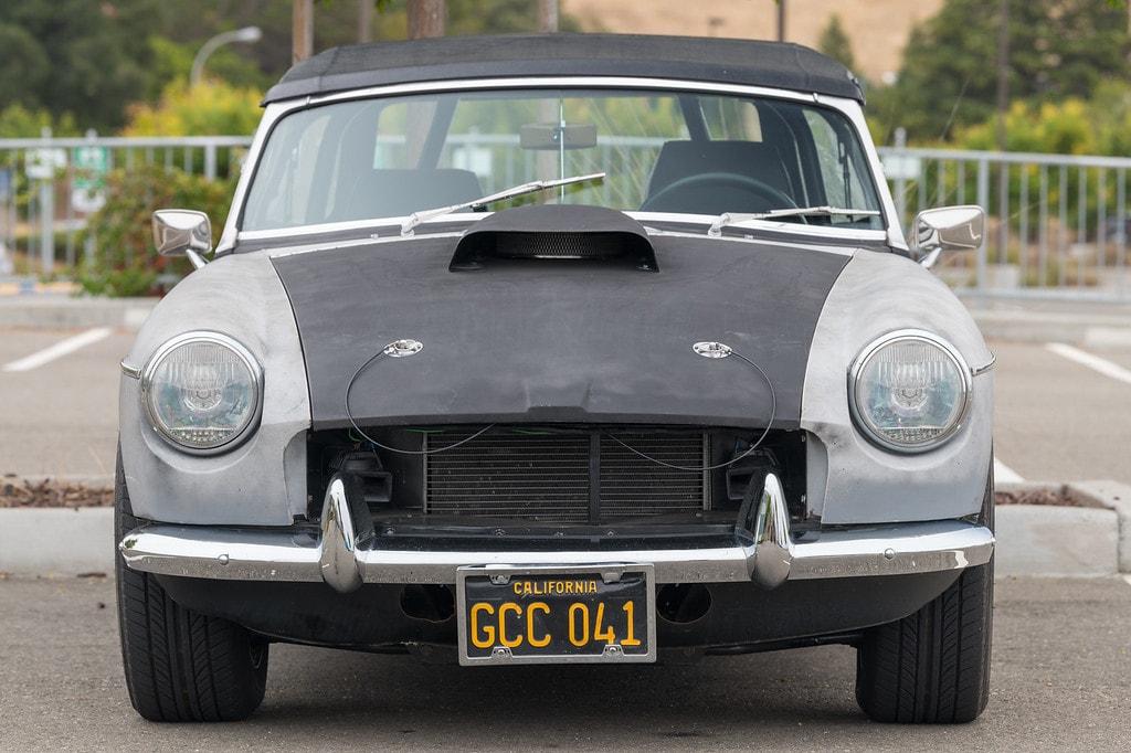 Chuck Royer - Hayward, CA - 1964 MGB