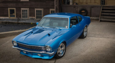 Car Features: Glenn Sinon and His 1972 Ford Maverick