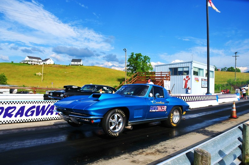 Ken Regenthal - Lewisville, NC - 1967 Corvette Coupe