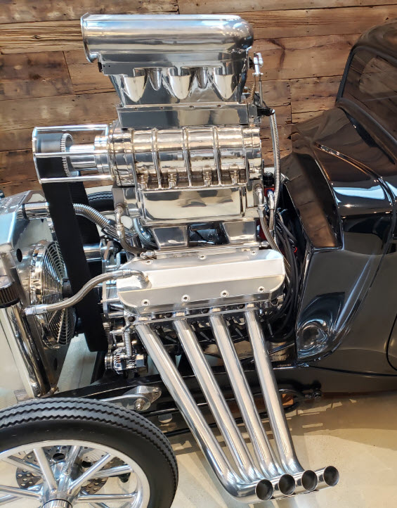 Eric Morse - Fenton, MI - 1934 Ford Coupe