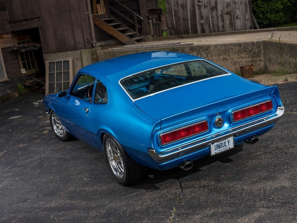 Glenn Sinon - West Suffield, CT - 1972 Ford Maverick