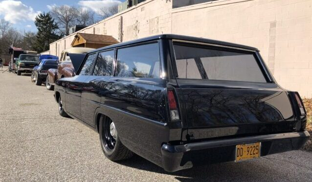 Heather Kirschner - Fulton, MD - 1966 Chevy Nova Wagon
