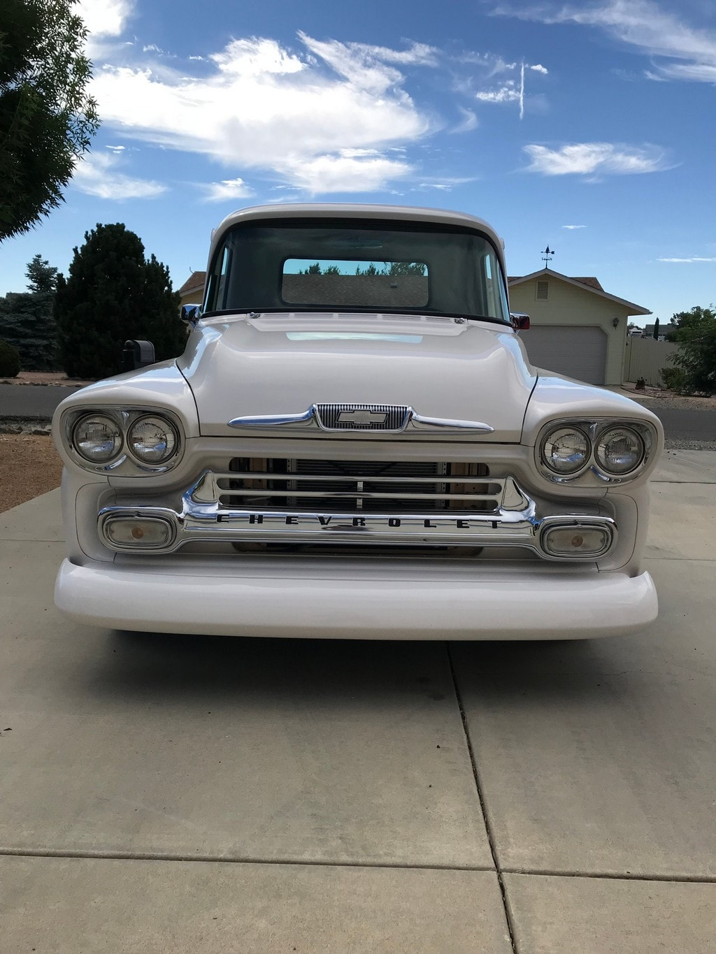 James Alexander - Prescott Valley, AZ - 1958 Chevrolet Apache