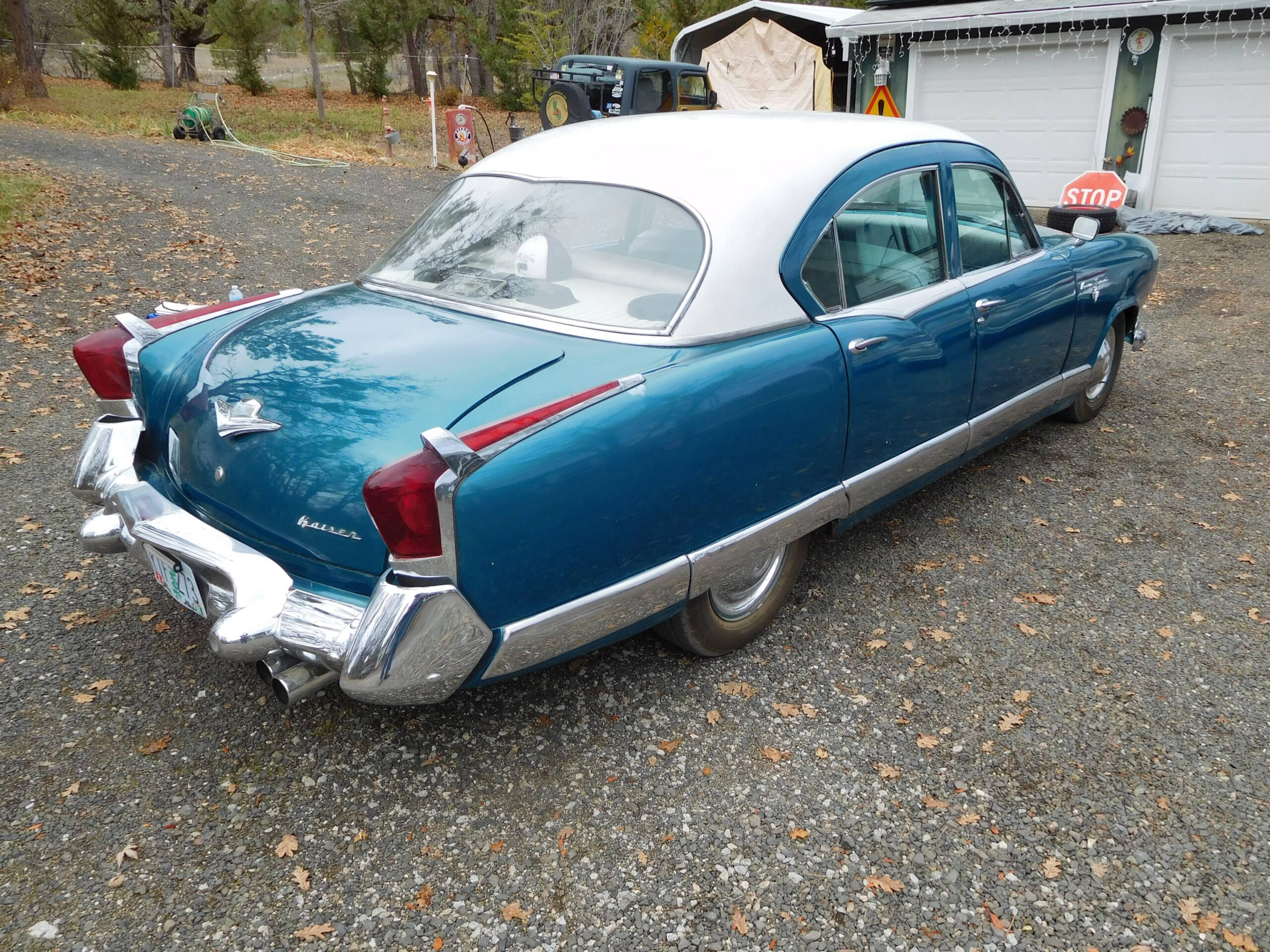John Ruth - Eagle Point, OR - 1954 Kaiser