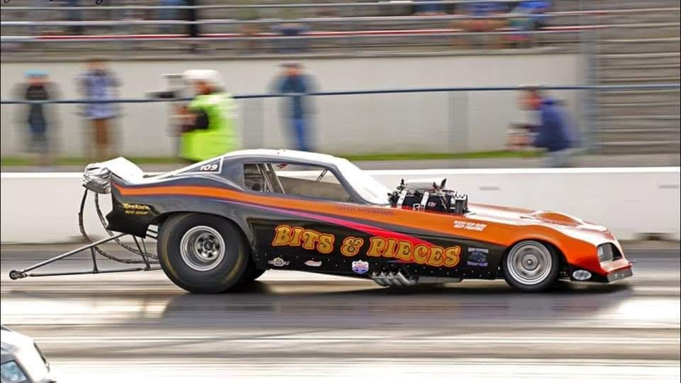 Keith Davidson	Ballston Lake, NY	1977 Pontiac Trans Am nitro funny car