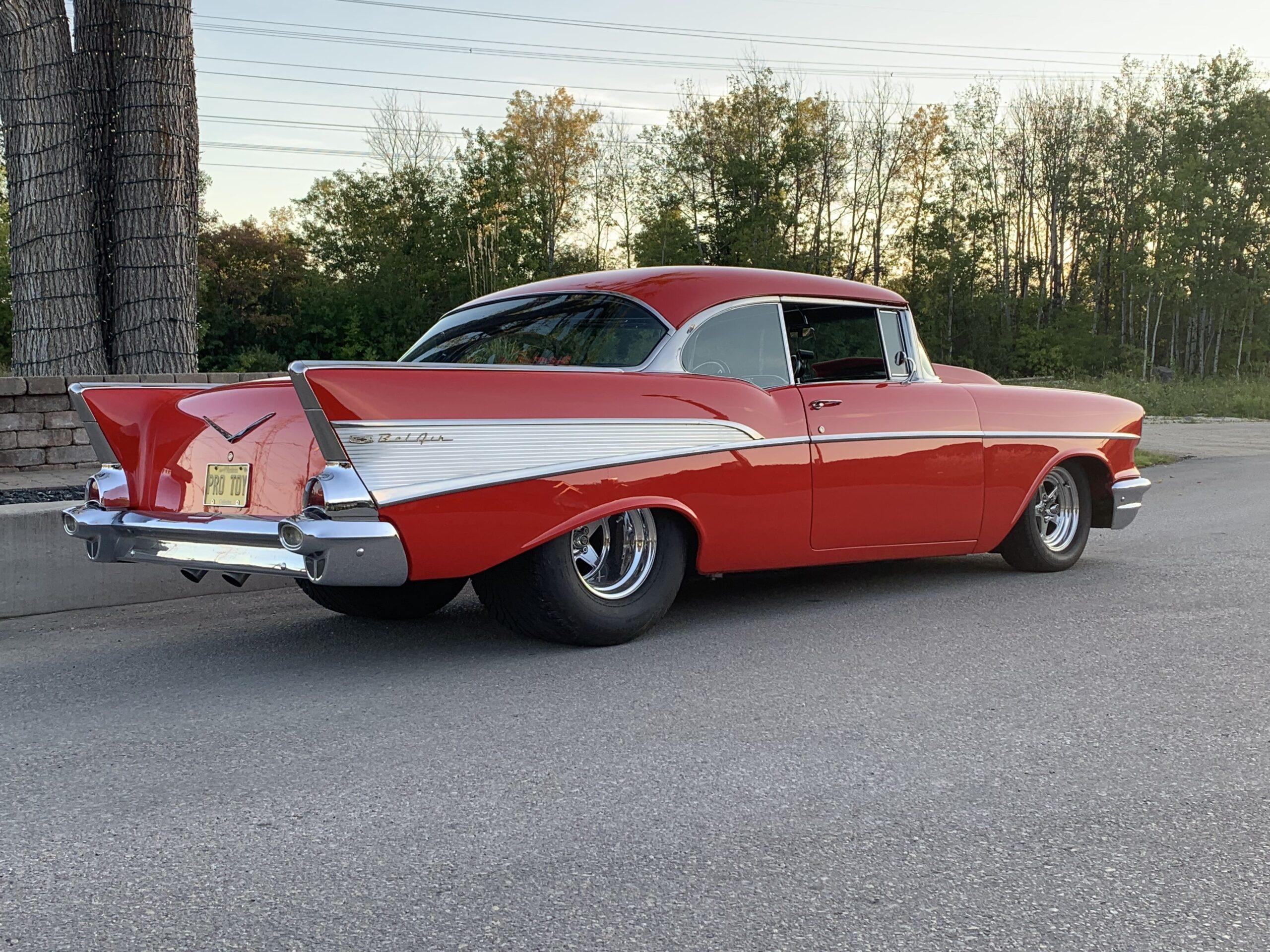 Ken Haller - Manitoba -1957 Chevy