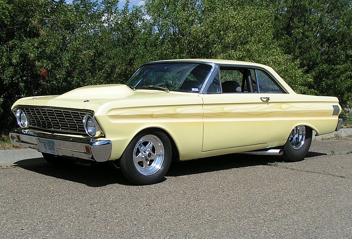 Kim Vejtasa - Circle, MT	1964 Ford Falcon Sprint