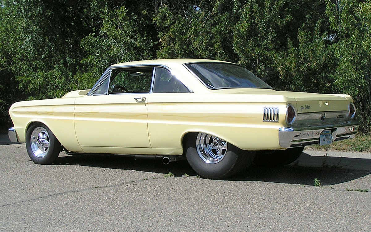 Kim Vejtasa - Circle, MT - 1964 Ford Falcon Sprint