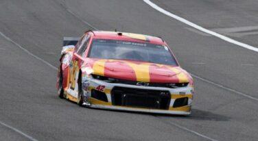 Kyle Larson Car