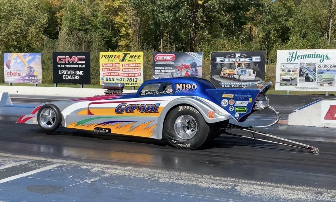 Mike Geroni - Quakertown, PA -1948 Fiat Topolino