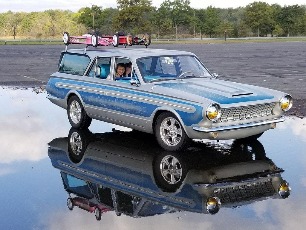 Nick Hooks - Bronx, NY - 1963 Custom