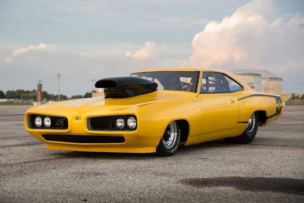 Paul H. Cassidy - Indianapolis IN - 1970 Dodge Superbee