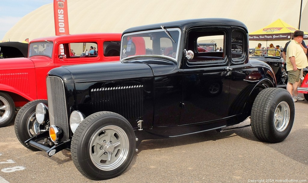 Rick Aronson - Sun City West, AZ - 1932 Ford 5 Window Coupe