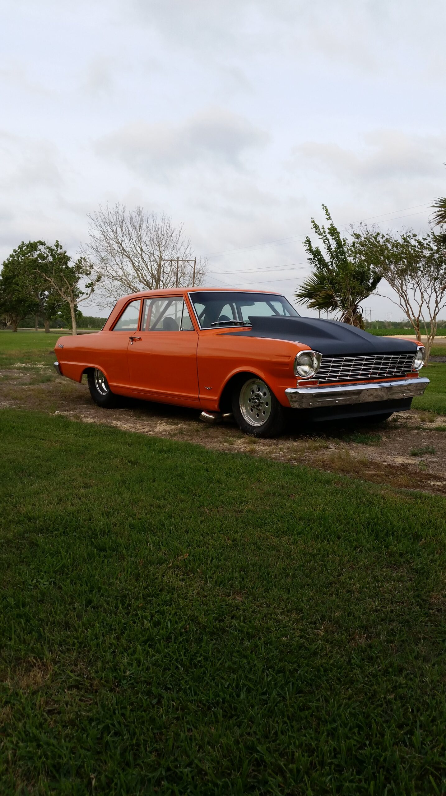 Scott Thigpen - Port Lavaca, TX - 1964 Chevy II