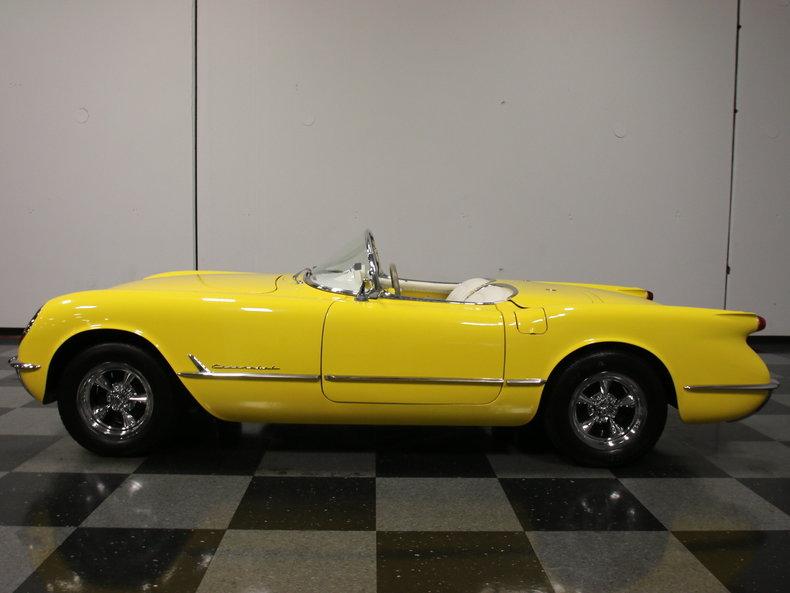 Thomas Anderson - Prescott, AZ - 1954 Chevrolet Corvette