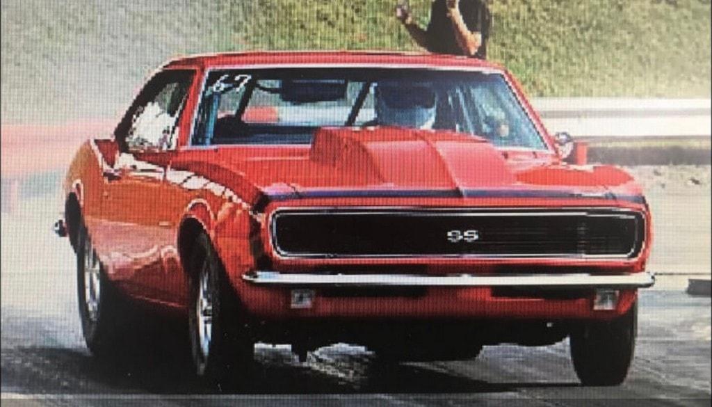 Tim Bobbitt - Galax, VA - 1967 Chevrolet Camaro