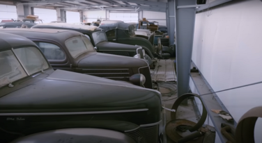 Secret Collection of Classic Cars Heads to Auction