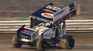 Kevin Swindell Drives to Redemption Story at Knoxville Raceway