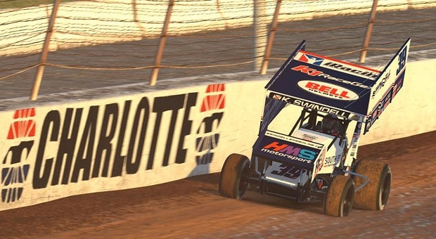 Bell & Ivey Score Victories at World of Outlaws iRacing Invitational