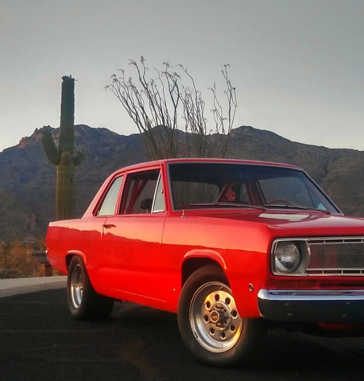Warren Stephens - Tucson, AZ - 1968 Plymouth Valiant