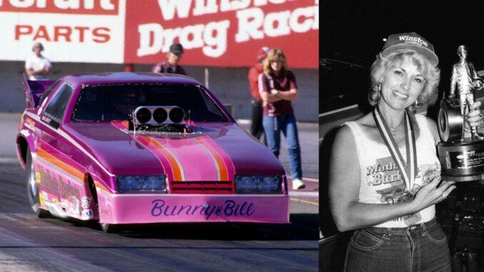 """Drag Racing Icon Carol """"Bunny"""" Burkett Passes Away"""