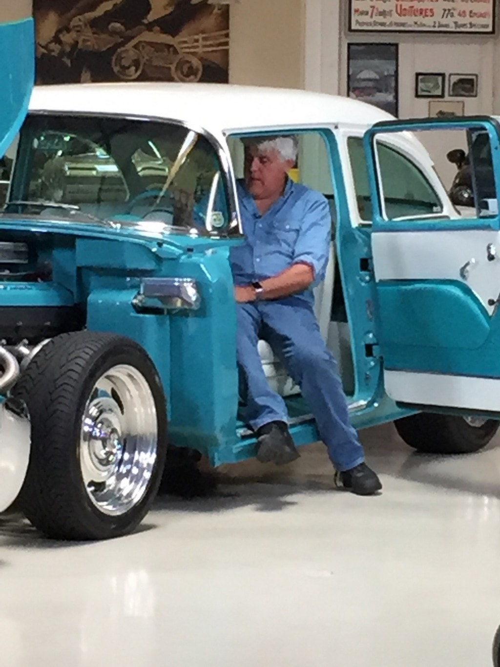Gary Kollofski - Santa Barbara, CA - 1955 Chevrolet 210
