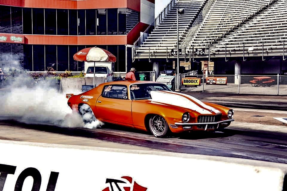 Matt Weston - Hendersonville, NC - 1972 Chevrolet Camaro