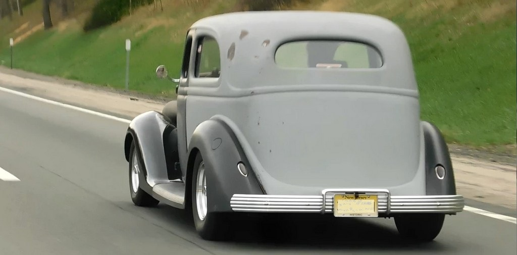 Joe Walenberg - Bloomingdale, NJ - 1936 Ford Slantback