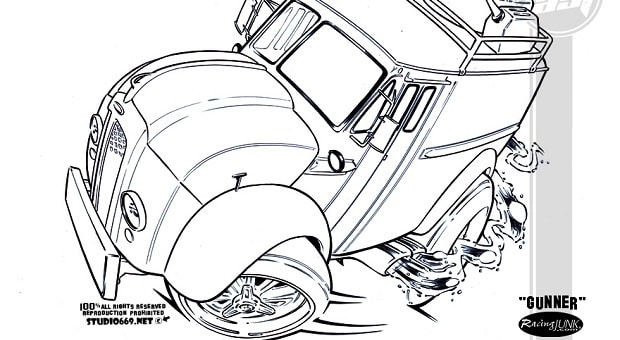 Coloring Pages Help Families Celebrate Passion for Performance While Safe at Home