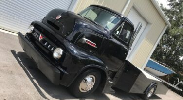 Today's CCF is this 1953 Ford C500 Custom Hauler for $35,000