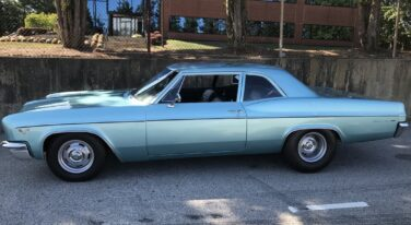 Today's Cool Car Find is this 1966 Chevy Bel-Air for $29,500
