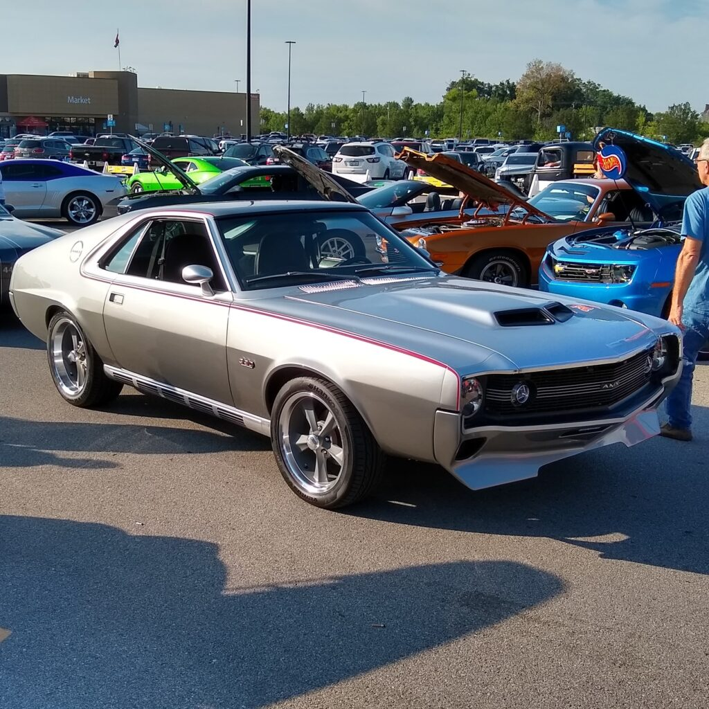 Vote: RacingJunk Virtual Car Show Best in Category - Muscle Cars