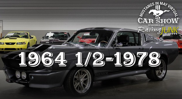 Mustangs 1964 1/2 - 1978