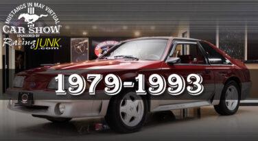 Mustangs 1979-1993