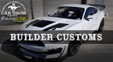 Mustangs in May Builder's Showcase