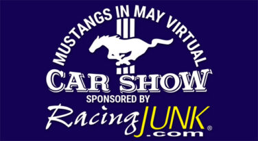 Mustangs in May Virtual Car Show