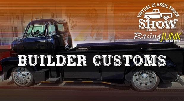 RacingJunk Virtual Classic Truck Show Builder's Showcase